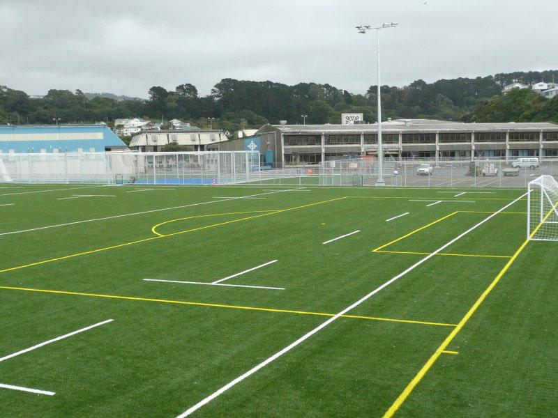 artificial sportsfield