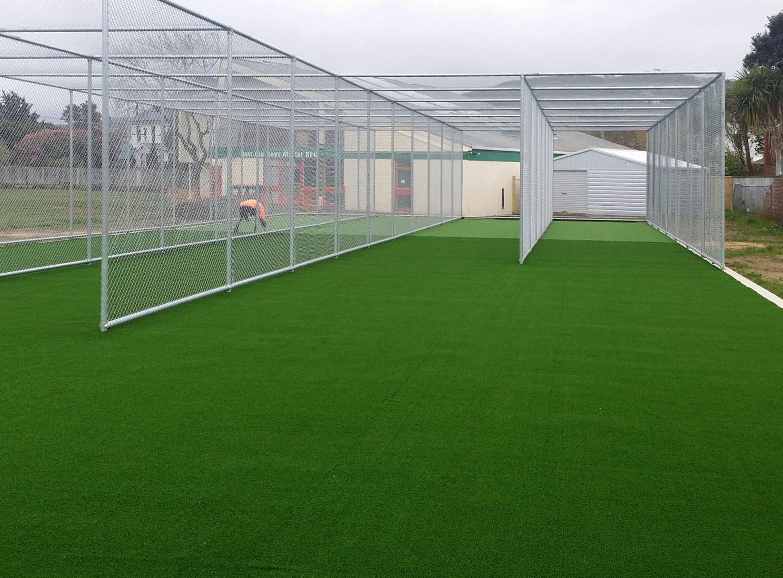 Cricket Training Area