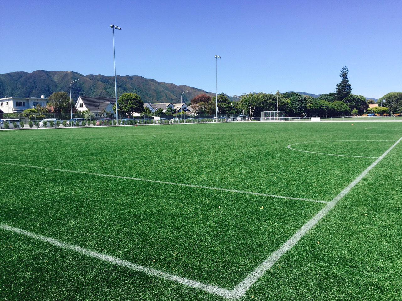Hutt Rec sports field